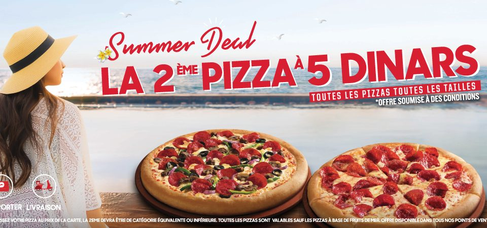 offre pizza hut summer 2020